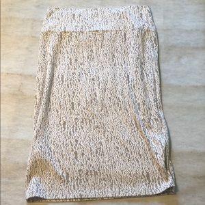 Dresses & Skirts - NWT lularoe skirt